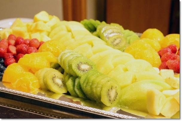 頒布会の果物の定期購入