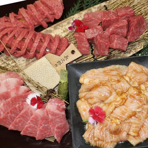 松阪牛の焼肉パーティーセット匠