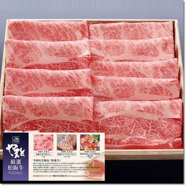 松坂牛のギフト券