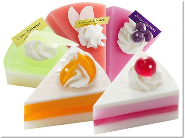 ケーキ石鹸の販売店