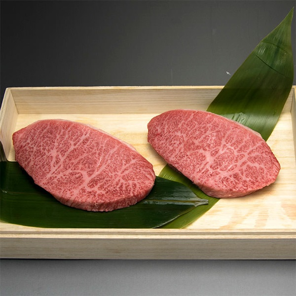 松阪牛のイチボステーキ