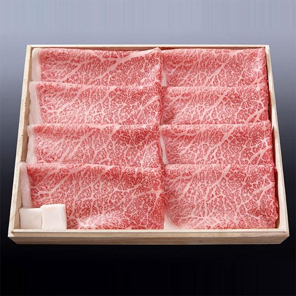 松阪牛のモモ肉すき焼き用