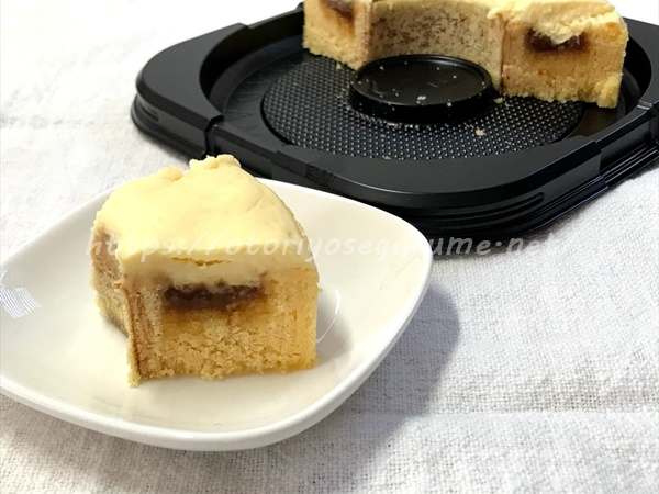 マダムシンコのとろキャラチーズバウム