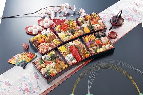 京都祇園の岩元のおせち極