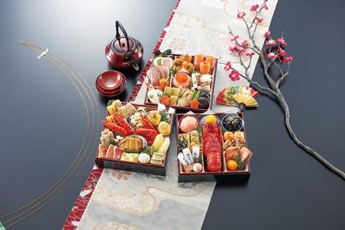 京都祇園の料亭岩元のおせち匠