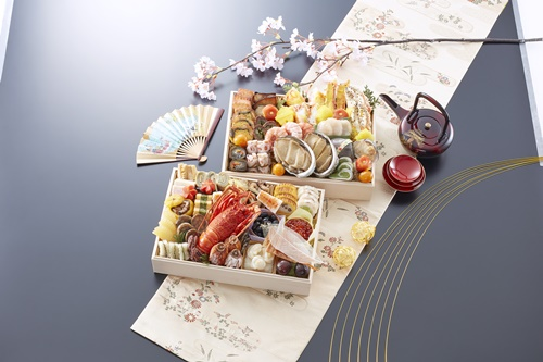 京都岡崎の味ま野のおせち柳凰