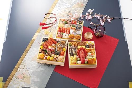 京都祇園の華舞のおせち宝の舞